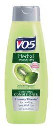 6 Bulk Vo5 Conditioner 12.5 Oz. Kiwi Lime Squeeze