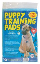 24 Bulk Puppy Training Pads 12 Pk 22.5 X 22.5 Inch