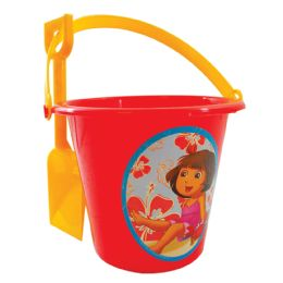 36 Bulk Dora Sand Bucket W/shovel
