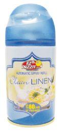 12 Bulk Air Freshener Refill 8.5 Oz Clean Linen