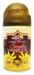 12 Bulk Air Freshener Refill 8.5 Oz Vanilla
