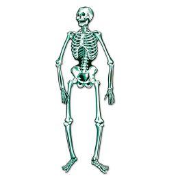 12 Bulk Jointed Skeleton Prtd 2 Sides