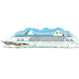 12 Bulk Jointed Cruise Ship