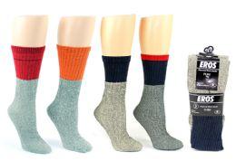 60 Bulk Women's Thermal Tube Boot Socks - Size 9-11