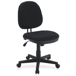 Bulk Lorell Contoured Back Tilt Task Chair