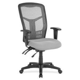 Bulk Lorell Ergomesh Seating Exec Mesh HigH-Back Chair