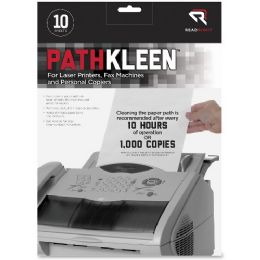 Bulk Read Right Pathkleen Laser Printer Cleaning Sheets