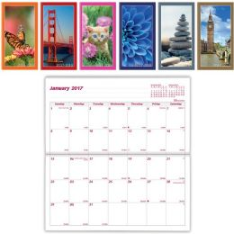180 Bulk Rediform 2 Year Monthly Pocket Planner