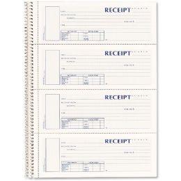 Bulk Rediform 3-Part Wirebound Money Receipt Book