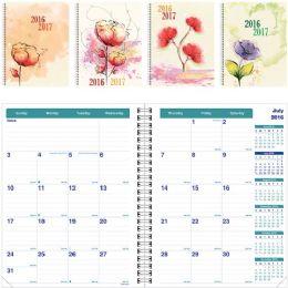65 Bulk Rediform Blossom Academic Monthly Planner