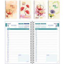 47 Bulk Rediform Blossom Daily Academic Planner