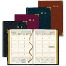 30 Bulk Rediform Bonded Leather 1ppw Weekly Executive Planner