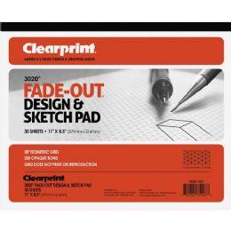 Bulk Chartpak Isometric Grid Paper
