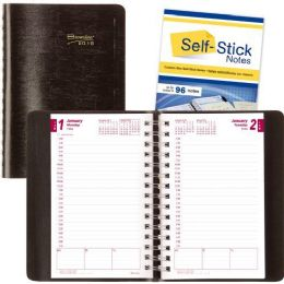 40 Bulk Rediform Cb634wn 2-Part Carbonless Daily Planner