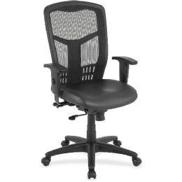 Bulk Lorell Executive HigH-Back Mesh Chair