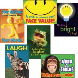Bulk Trend Argus Attitude & Smiles Poster