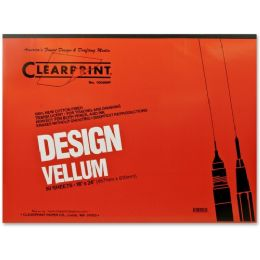 7 Bulk Clearprint Design Vellum Pad