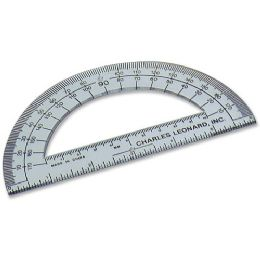 "Bulk Cli 6"" Open Center Protractor"