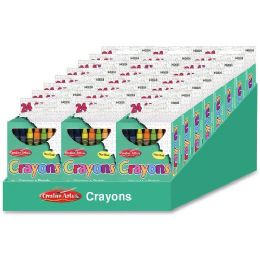 Bulk Cli Creative Arts Crayons Display