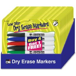 Bulk Cli Dry Erase Markers Set Display
