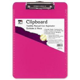 324 Bulk Cli Rubber Grip Clipboard