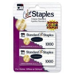 672 Bulk Cli Standard Colored Staple