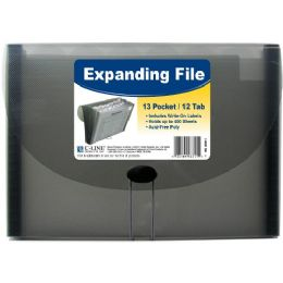 Bulk C-Line 13-Pocket Specialty Expanding Files