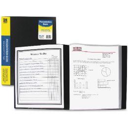 Bulk C-Line Bound Sheet Protector Presentation Book