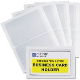 Bulk C-Line Business Card Holder