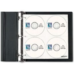 30 Bulk C-Line Cd/dvd Ring Binder Kit