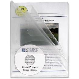 26 Bulk C-Line Clear MultI-Section Project Folders