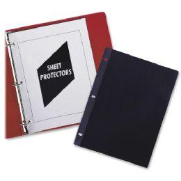 Bulk C-Line Clear Poly Side Load Sheet Protectors