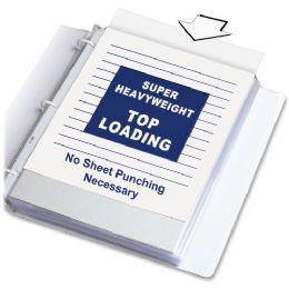 30 Bulk C-Line Polypropylene Top Loading Sheet Protector