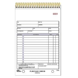 Bulk Rediform Gold Standard Purchase Order Book
