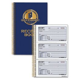 Bulk Rediform Gold Standard Receipt Book