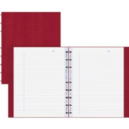 Bulk Rediform Miraclebind Hard Red Cover Notebook