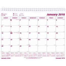 78 Bulk Rediform Monthly Wall Calendar