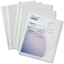 Bulk C-Line Report Cover With Binding Bars