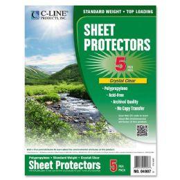 480 Bulk C-Line Specialty ToP-Loading Sheet Protectors