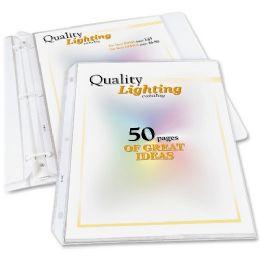 Bulk C-Line Top Loading High Capacity Sheet Protector