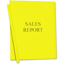 20 Bulk C-Line Vinyl Report Cover