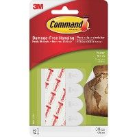 Bulk Command Adhesive Poster Strips