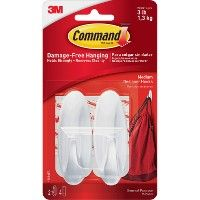 Bulk Command Medium Designer Adhesive Hooks