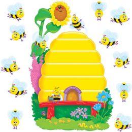 Bulk Trend Busy Bees Job Chart Bulletin Board Set