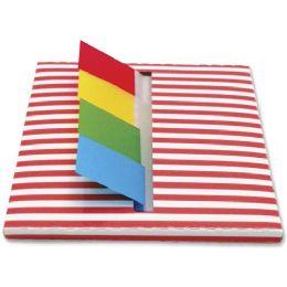 204 Bulk RedI-Tag Designer Flag Desk Dispenser