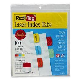 Bulk RedI-Tag Laser Index Tab