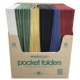 84 Bulk Roaring Spring Earthtone Pocket Folder