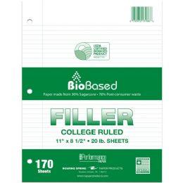 24 Bulk Roaring Spring Recycled Filler Paper