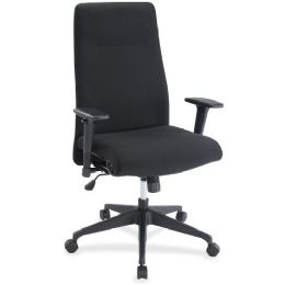 Bulk Lorell SynchrO-Tilt HigH-Back Suspension Chair