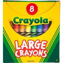 288 Bulk Crayola 52-0080 Crayon